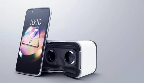 TCL通讯阿尔卡特将支持谷歌Daydream 打造全新VR体验