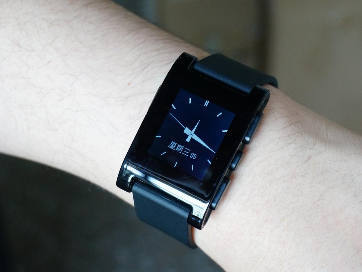 Pebble 智能手表 中国版